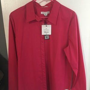 NWT Liz Claiborne Long Sleeve XL